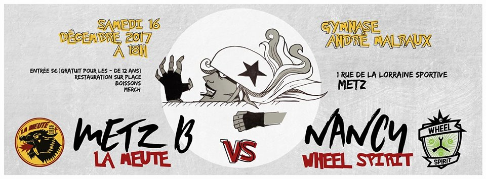 RDMC La Meute vs Wheel Spirit Nancy